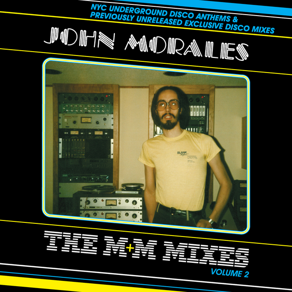 John Morales M+M Mix's Vol II