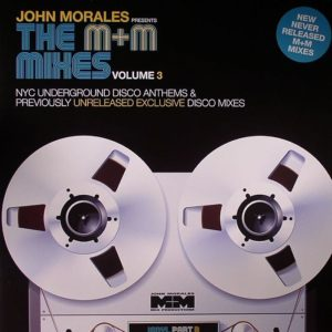 M+M Mixes Volume 3 LP Part B
