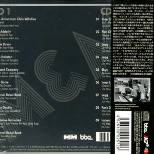 M+M Vol I Japan CD A=back