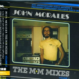 John Morales M+M Mix's Vol II Japan Edition