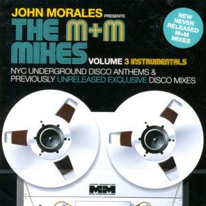 M+M Vol3 Instrumentals CD