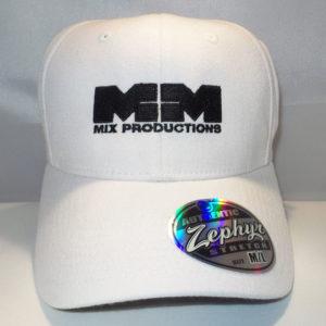 The M+M Mixes Official Cap – White