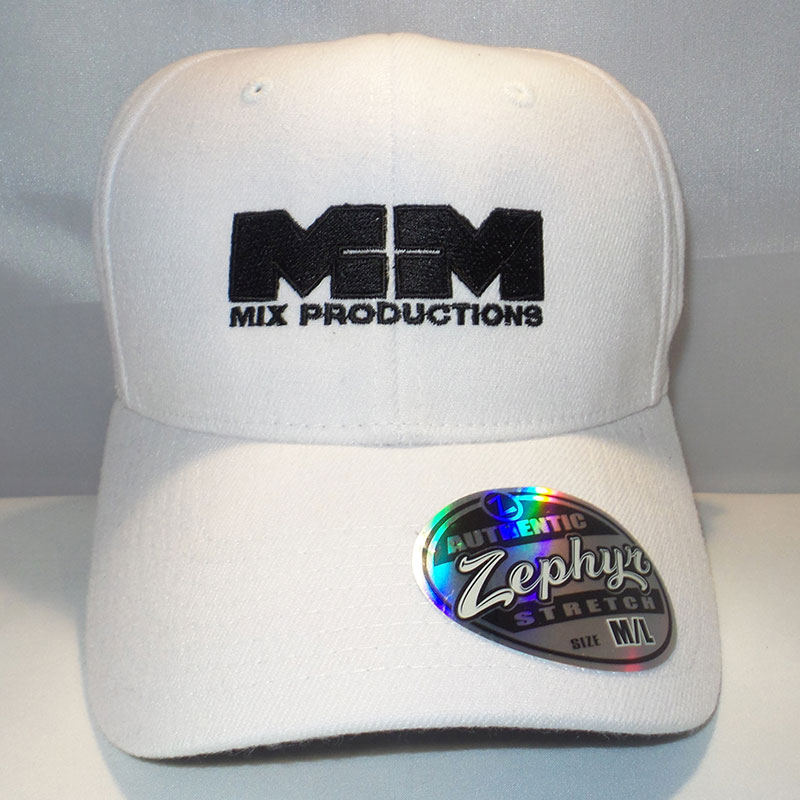 The M+M Mixes Official Cap – White