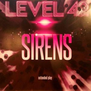 Level 42 Sirens Vinyl LP