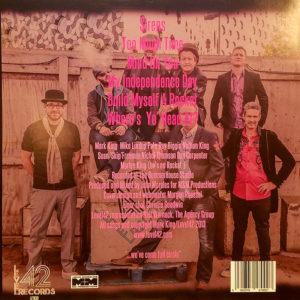 Level42 Sirens Vinyl Bak