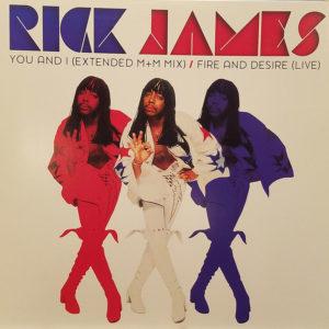Rick James – RSD Vinyl